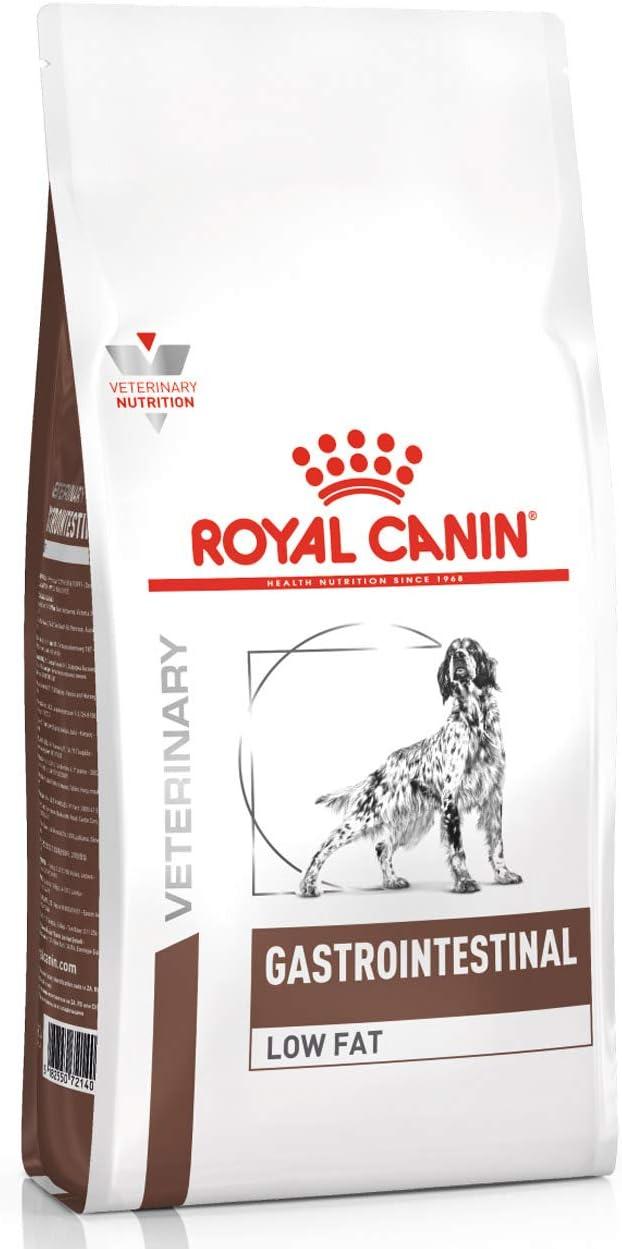 Royal Canin Veterinary Diet Dog - Gastro Intestinal baja en grasa, 6 kg
