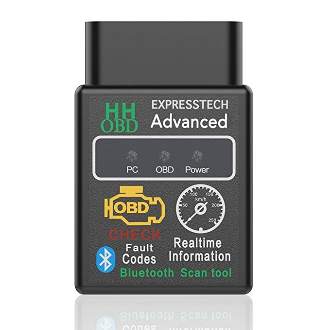 4 opinioni per Expresstech @ Bluetooth OBD2 Scanner OBD II codice diagnostico di guasto del