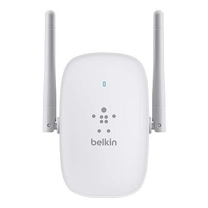 amazon com belkin n300 dual band wireless n range extender rh amazon com Netgear N750 Belkin N Wireless Router Setup