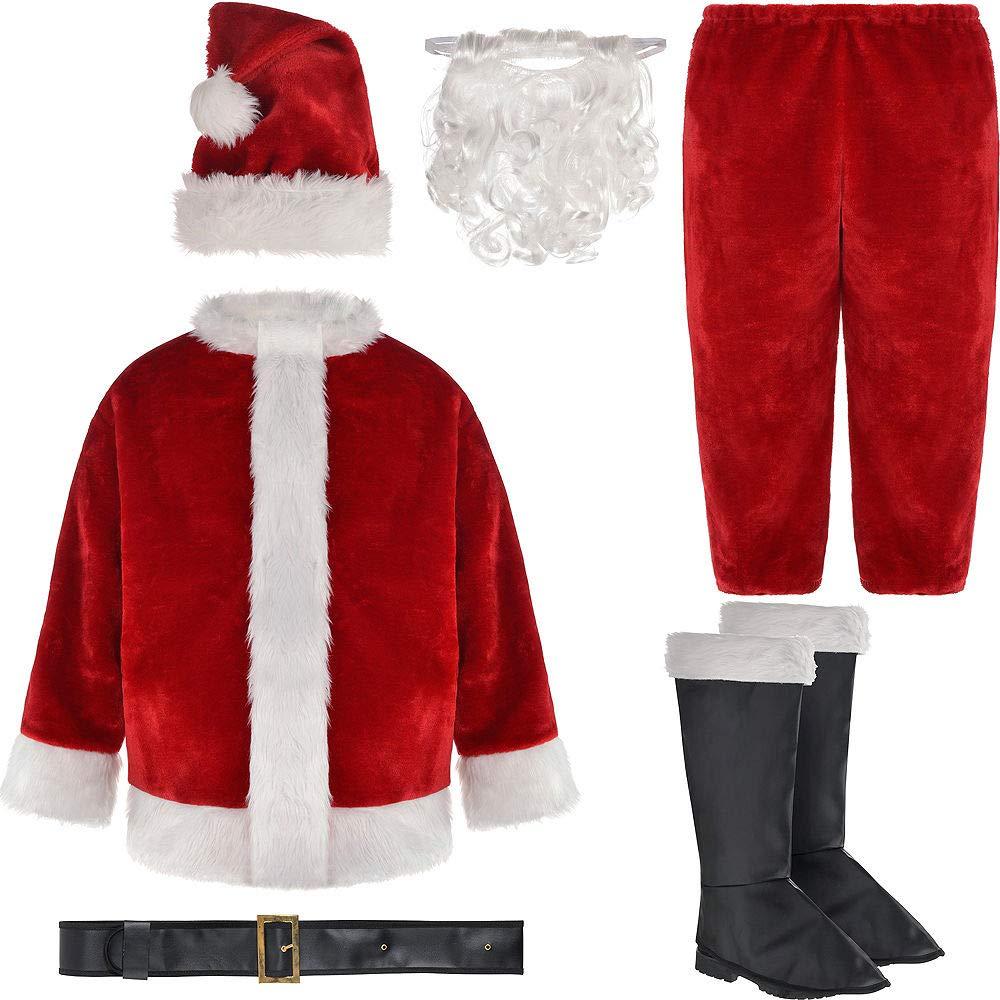 Amazon.com: Royal – Disfraz de Papá Noel XXXL: Toys & Games