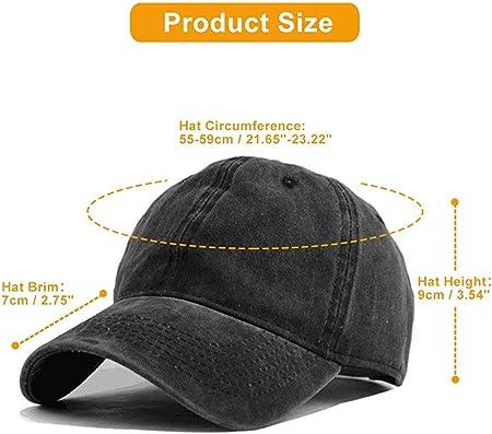 NA Baseball Caps for Men Women-Life is A Joke Sports Cap Adjustable Trucker Cowboy Hat