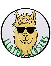 Llater Llosers Llama Patch