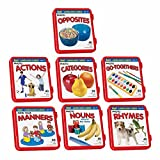 7 Complete Sets of Language Flash Cards Speech Therapy Autism ABA Special Needs Autism Awareness