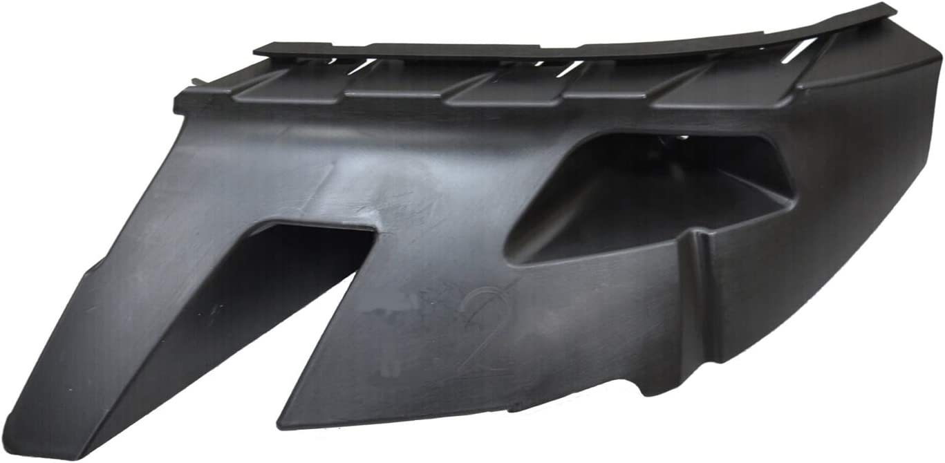 2013-2018 Ram 1500 Front Driver Side Outer Bumper Cover Support; For Use With One-Piece Plastic Cover; Made Of Pp Plastic Partslink CH1042121