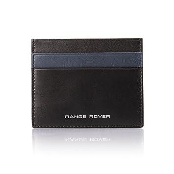 Landrover Range Card HolderBlack Porte-carte de crédit, 10 cm, (Black)