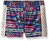 Limited Too Little Girls' Fashion Pull-on Short, PF89 Multi, 5/6