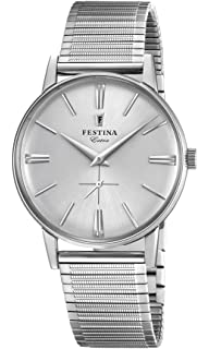 Festina F20250/1 F20250/1 Mens Wristwatch Classic & Simple