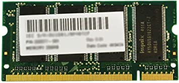 DMS 324701-001 Business Notebook nx9500 512MB DMS Certified Memory 200 Pin DDR PC2700 333MHz 64x64 CL 2.5 SODIMM DMS Data Memory Systems Replacement for HP Inc