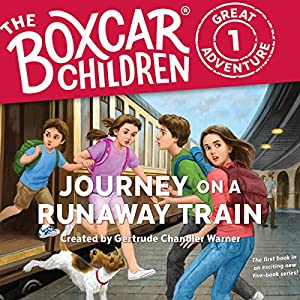 Journey on a Runaway Train Audiobook