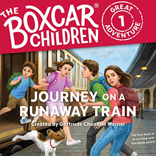 Journey on a Runaway Train: The Boxcar Children Great Advent