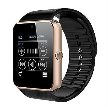kisshes Smartwatch Monitor de frecuencia cardíaca de la cámara ...
