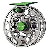 Piscifun Sword Fly Fishing Reels with CNC-machined Aluminum Alloy Body Fly Reel 3/4, 5/6, 7/8, 9/10wt (Gunmetal / Black )