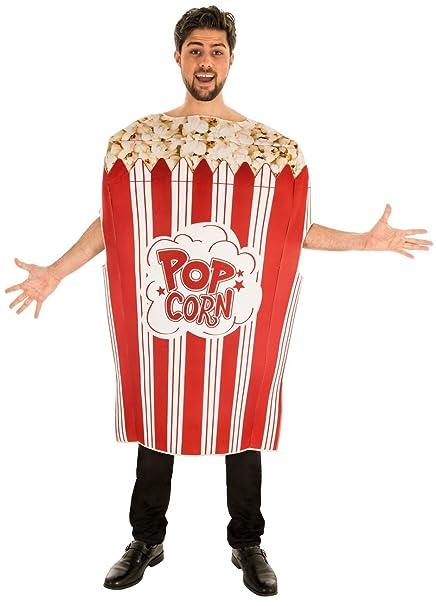 Chaks c4233, disfraz Pop Corn adulto