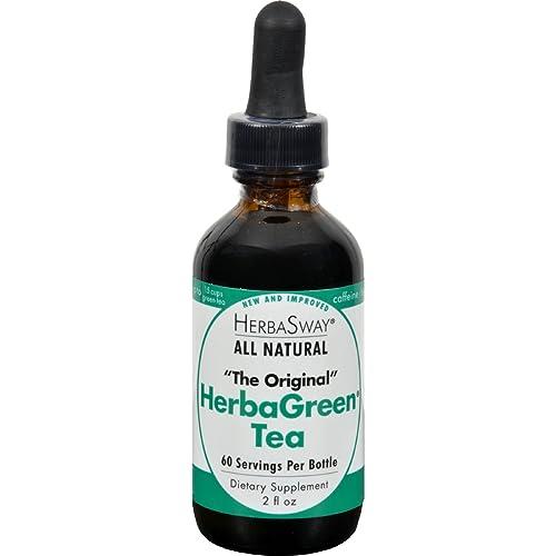 Herbasway HerbaGreen Tea, 2 Ounce — 3 per case.