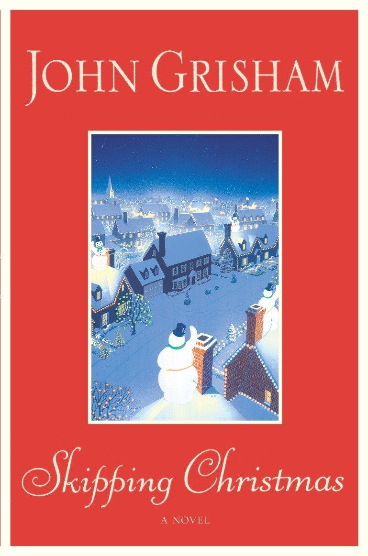 Fuga dal Natale copertina - John  Grisham