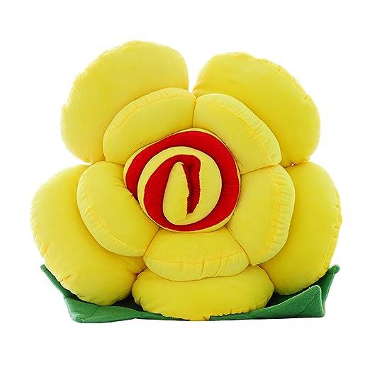 Flores de rosas manta decorativa almohada cojín: Amazon.es ...