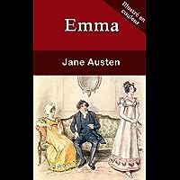 Emma (illustré en couleurs) (Les grands auteurs illustrés t. 2) (French Edition)