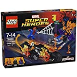 LEGO 76058 Marvel Super Heroes Spider-Man, Ghost Rider Team-Up