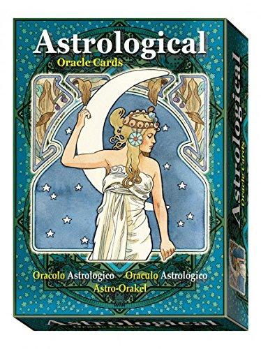 Orakelkarten Astrologie 22 Karten 9x13cm mit Anleitung Tarot Karten LO SCARABEO