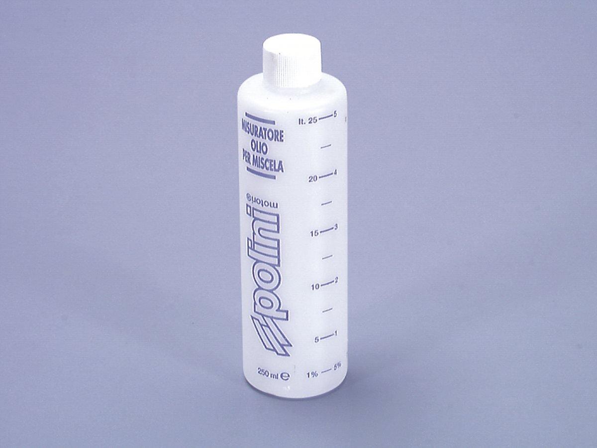 Misurino olio e tappo da 250 ml POLINI Polini Motori