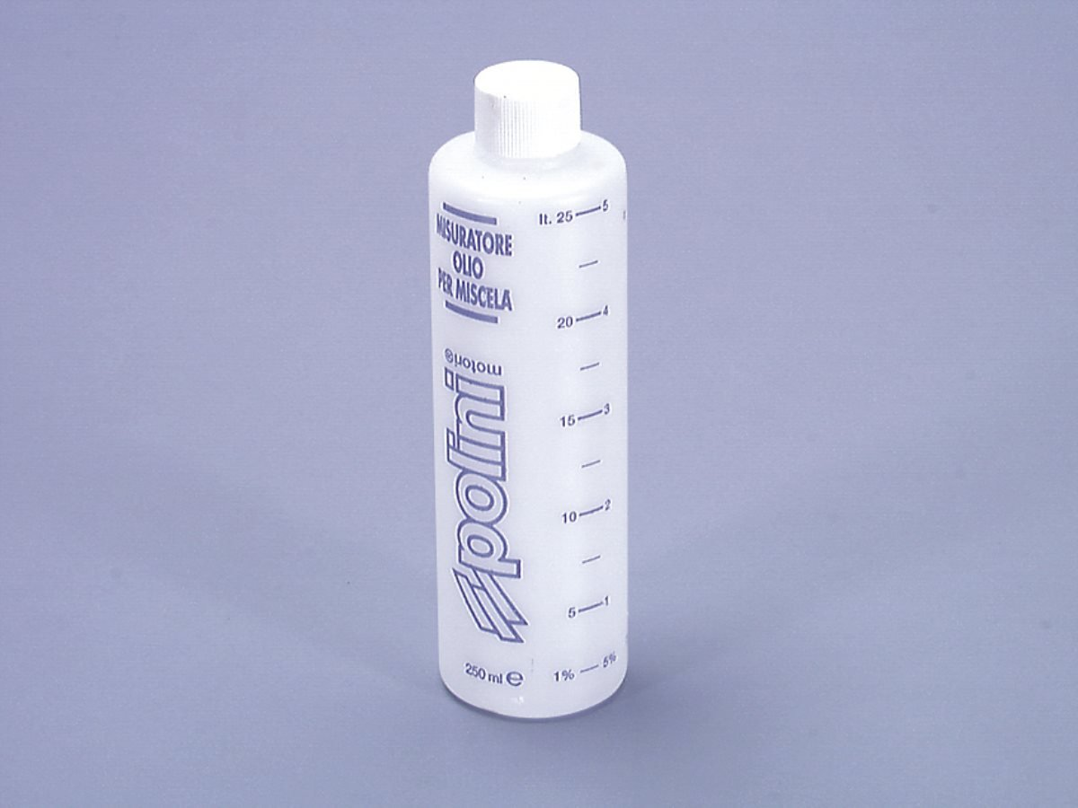 POLINI - Pln121500 : Tubo Medidor Aceite Y Tapon 250Ml