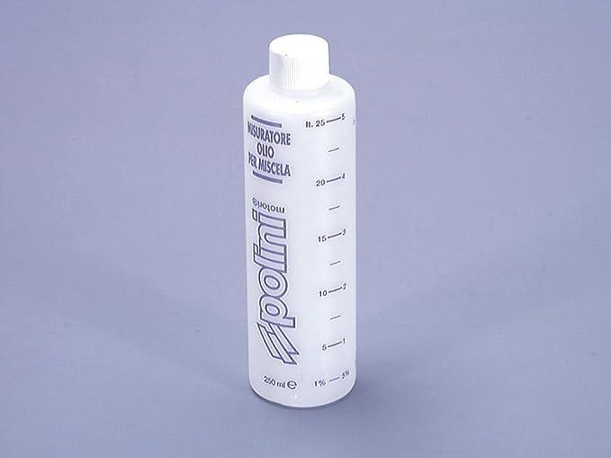 POLINI - Pln121500 : Tubo Medidor Aceite Y Tapon 250Ml: Amazon.es: Coche y moto