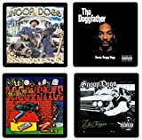 Snoop Dogg Coaster Gift Collection - (4) Different