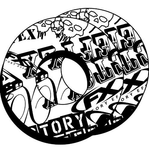 Factory Effex (10-67910 Moto Grip Donut - ()