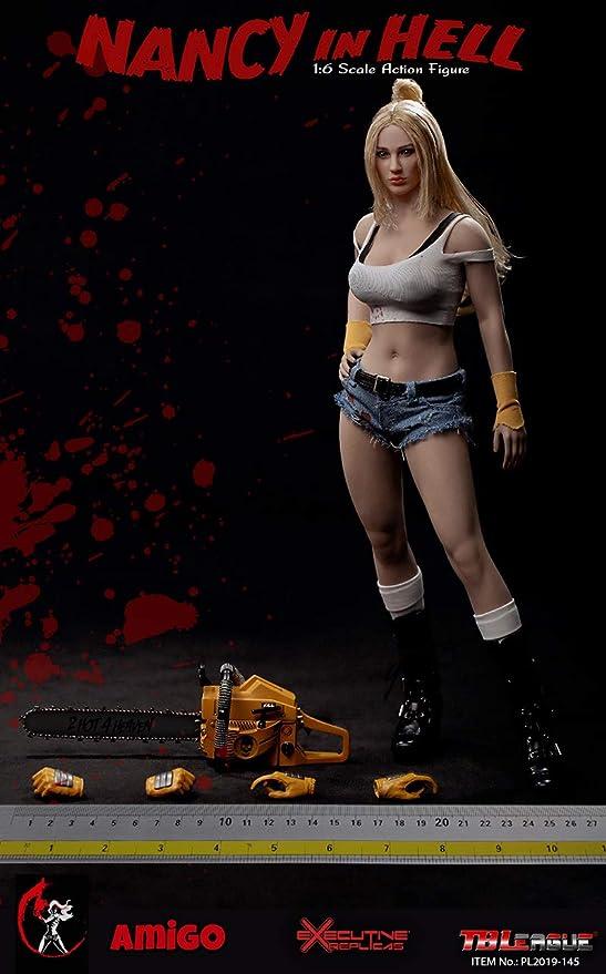 "TBLeague 1:6th Nancy in hell - Short pants Model For 12/"" female Figure"