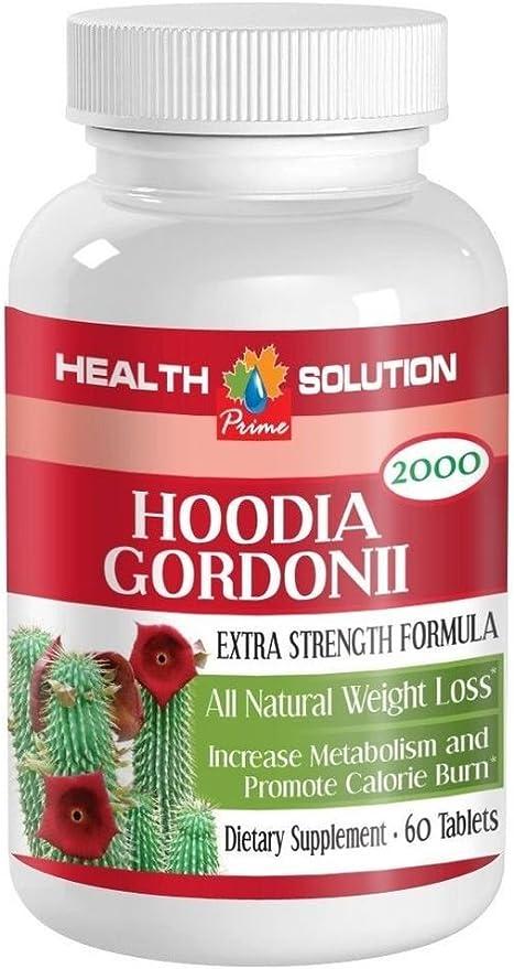 Amazon Com 1 Bottle Pure Hoodia Gordonii Cactus 2000mg Lose