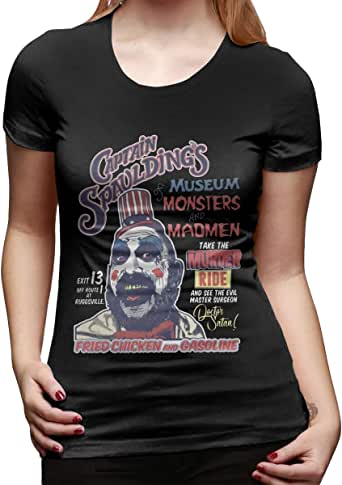 The Penny Depot Captain Spaulding Summer Basic T-Shirt