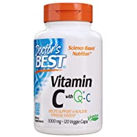 Doctors Best Vitamin C with Quali-C 1000 mg 120 Count Deals