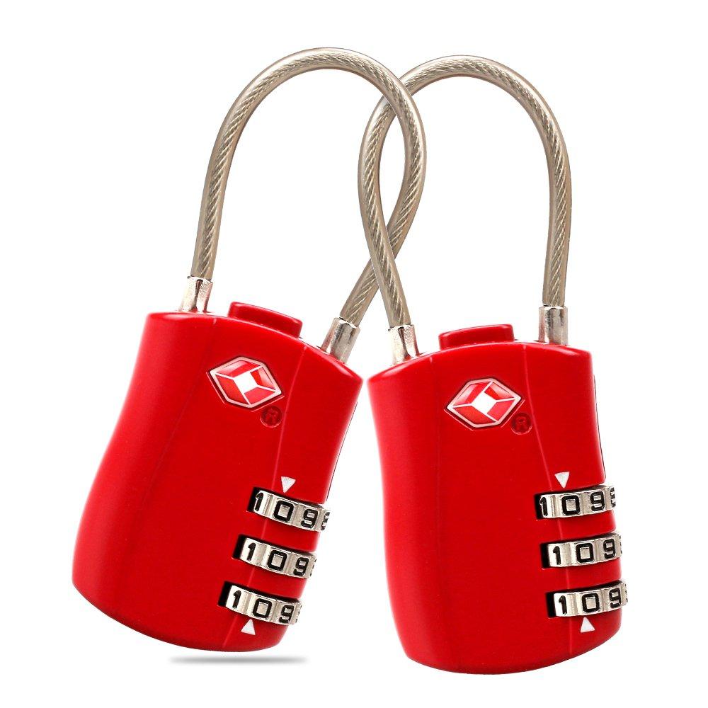 Good Luckstar Combination Lock 4 Digit Travel Padlocks