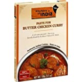 Kitchens Of India Paste Curry Butter Chkn