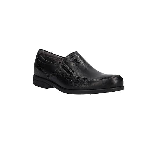 Fluchos Zapato 8902 Mallorca SANOTAN Negro: Amazon.es: Zapatos y complementos