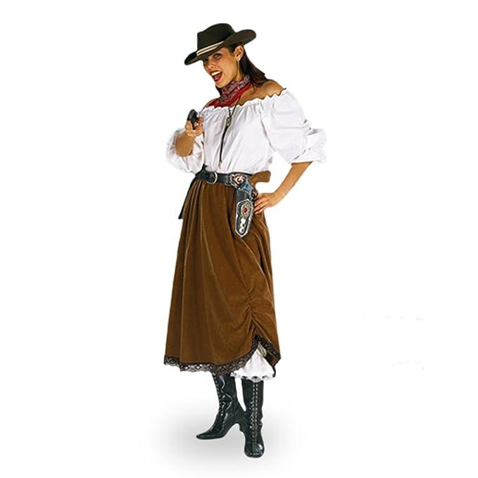 De volantes blusa de diseño de piratas Medieval campesino - de color blanco