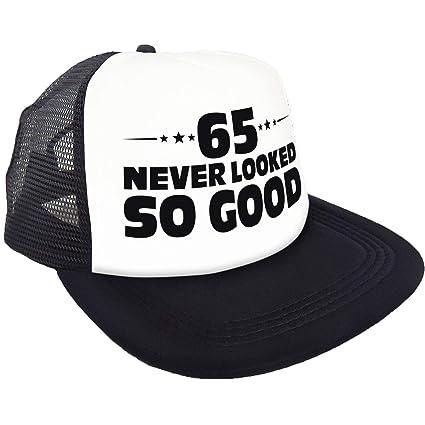 Amazon 65 Never Looked So Good Hat Happy 65th Birthday