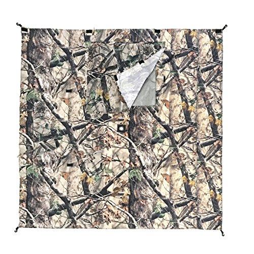 Quick Set 10811 Wind Panels, Camouflage ()