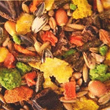 2,5 kg Mobbel Harada Alimento completo para roedores con Vitamina C, Comida para