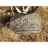 Pet Memorial Stone Plaque