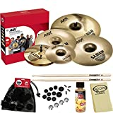 Sabian PW1-Kit01 AAX Praise Set with ChromaCast Accessories