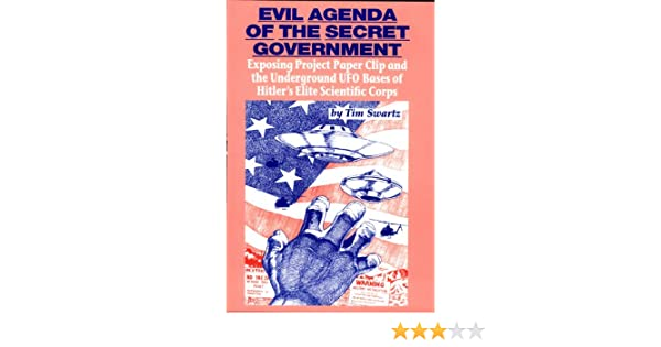Evil Agenda Of The Secret Government - Kindle edition by Tim ...