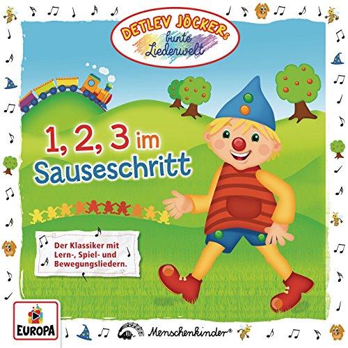 1, 2, 3 im Sauseschritt (Instrumentalversion)