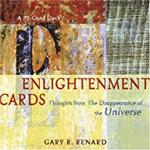 Enlightenment Cards: Thoughts from the Disappearance of the Universe