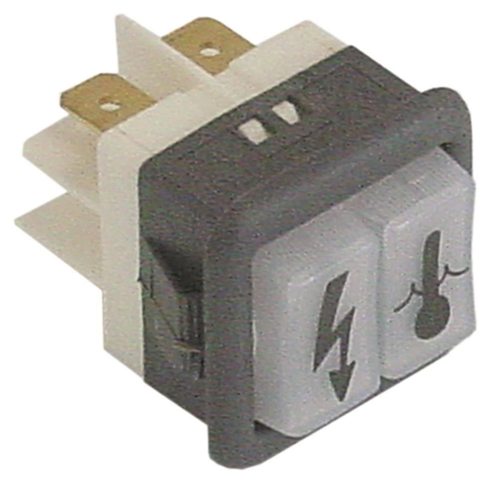 Comenda LF400A - Lámpara de señalización para lavavajillas (24 V ...