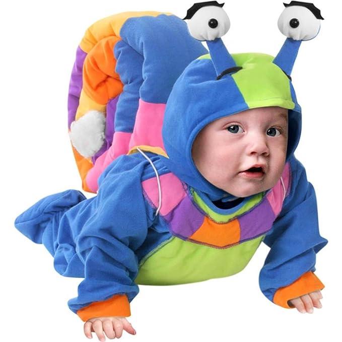 amazoncom unique infant baby snail costume clothing