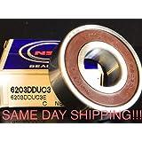 Nice SKF 1603DCTN Sealed Ball Bearing 5/16 ID 7/8 OD: Amazon