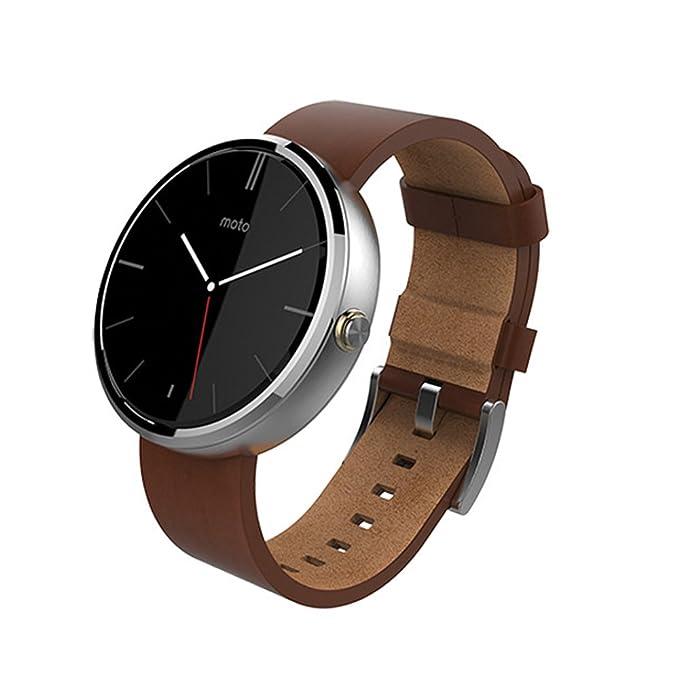 Motorola Moto 360 SmartWatch 1.56-inch pantalla, 4 GB de ...