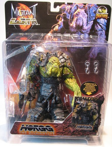 Mutant Earth - Stan Wilson Creatures - Mutant Earth - Horgg the Dismantler Action Figure