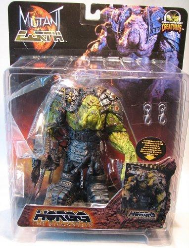 Stan Wilson Creatures - Mutant Earth - Horgg the Dismantler Action Figure